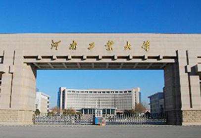 河南工业大学更衣柜项目