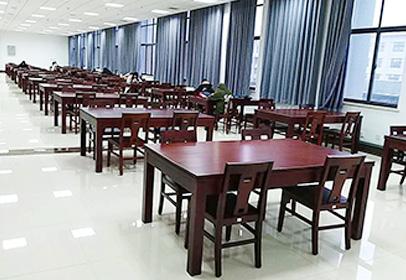 河南师范大学新联学院图书馆项目