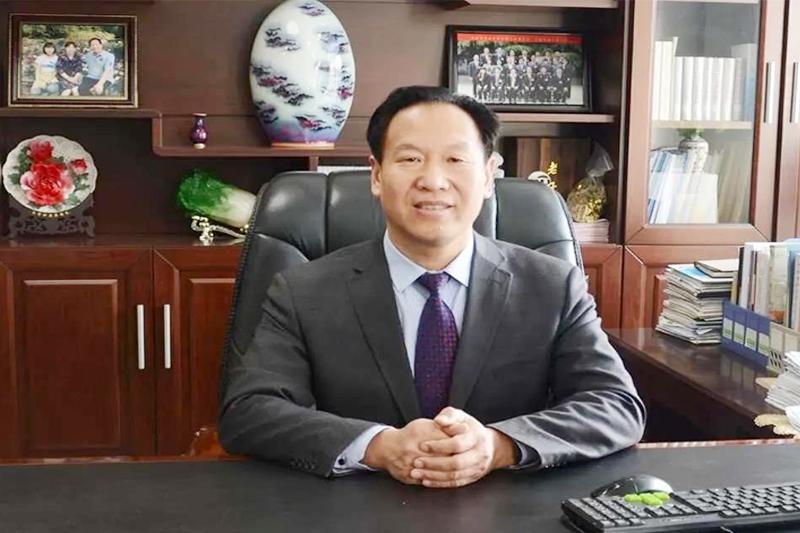 祝贺周克俊董事长担任二七区工商联副主席