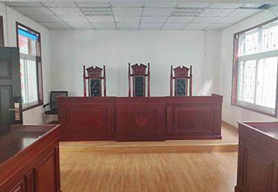 新密市司法局项目