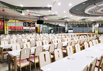 郑州大学餐厅项目